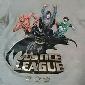 Justice League h&m toddler boy shirt